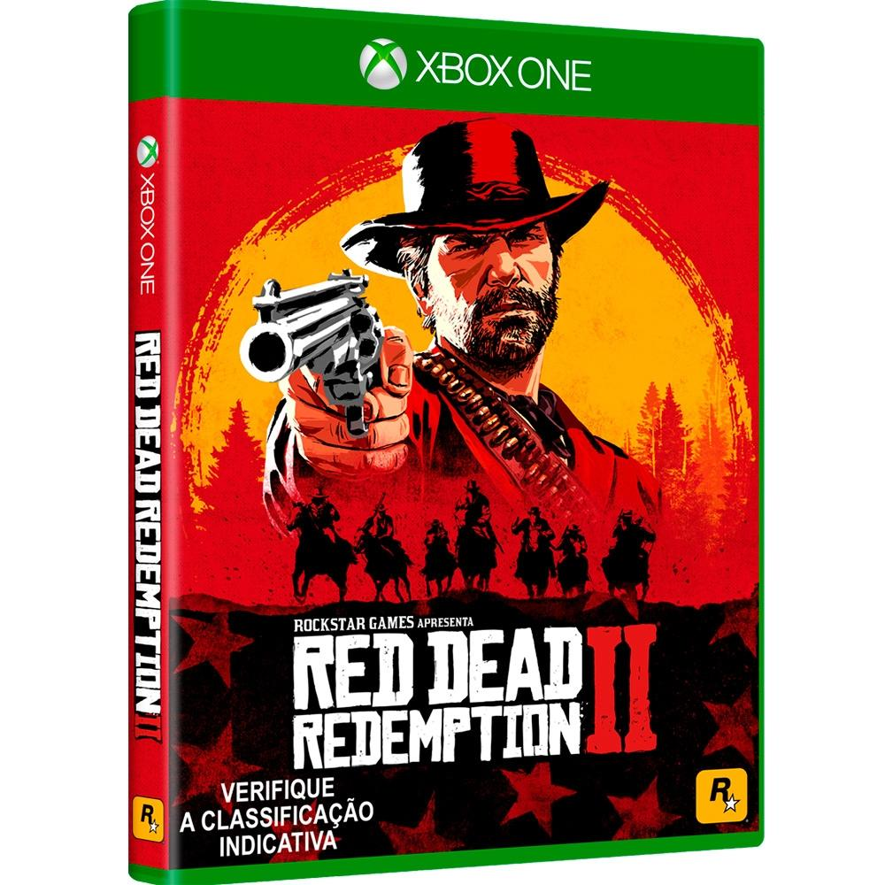 Xbox One - Red Dead Redemption 2 (USADO)
