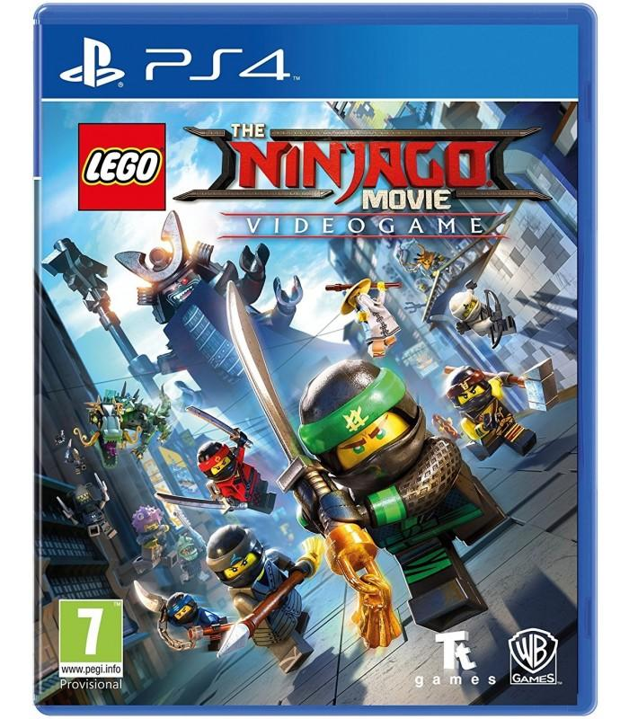 PS4 - Lego Ninjago: O Filme - Video Game (USADO)