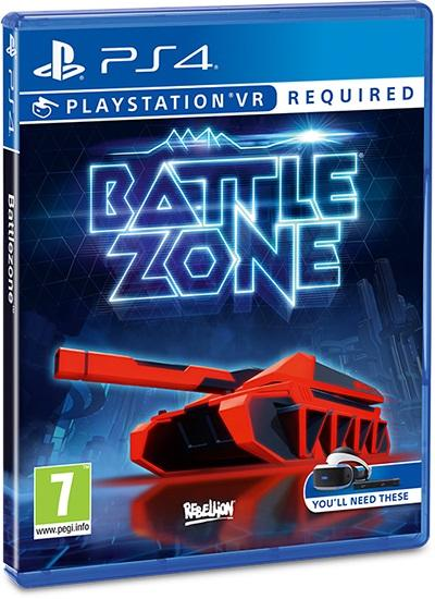 PS4 - Battle Zone (USADO)