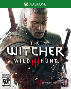 Xbox One - The Witcher 3: Wild Hunt (USADO)
