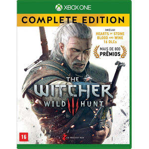 Xbox One - The Witcher 3: Wild Hunt Complete Edition (USADO)