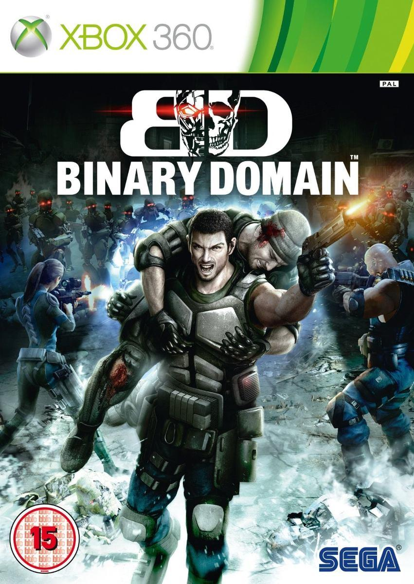 Xbox 360 - Binary Domain (USADO)