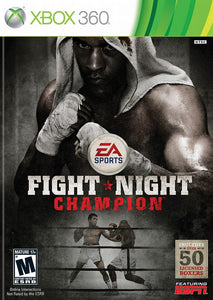 Xbox 360 - Fight Night Champion (USADO)