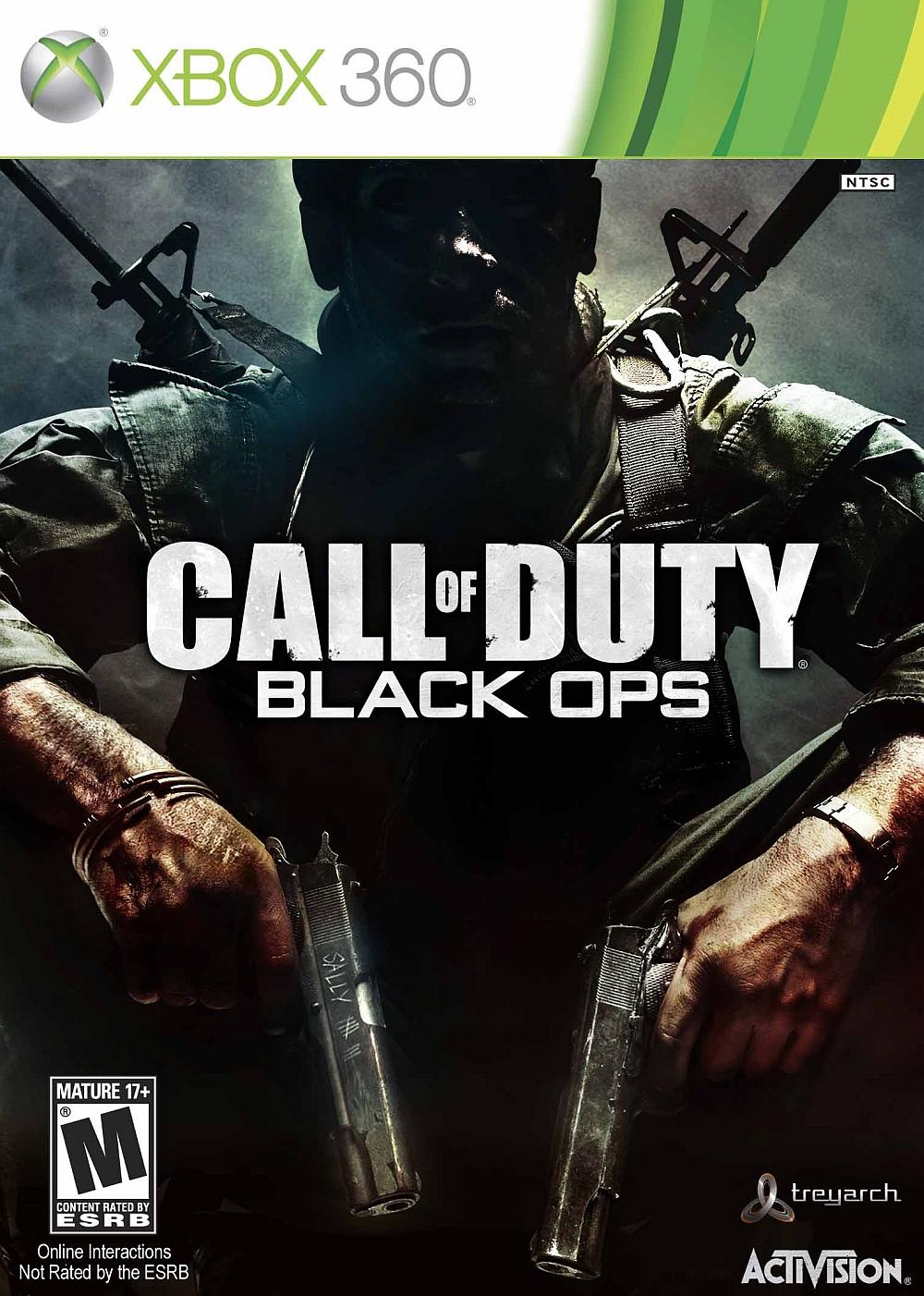 Xbox 360 - Call Of Duty: Black Ops (USADO)