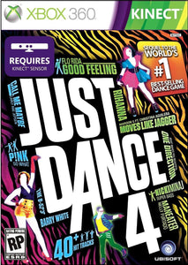 Xbox 360 - Just Dance 4 (USADO)