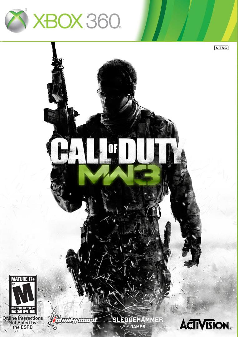 Xbox 360 - Call Of Duty: Modern Warfare 3 (USADO)