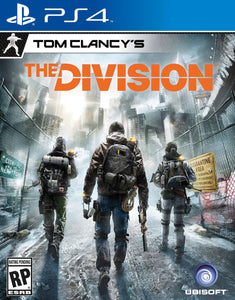 PS4 - Tom Clancy's The Division (USADO)