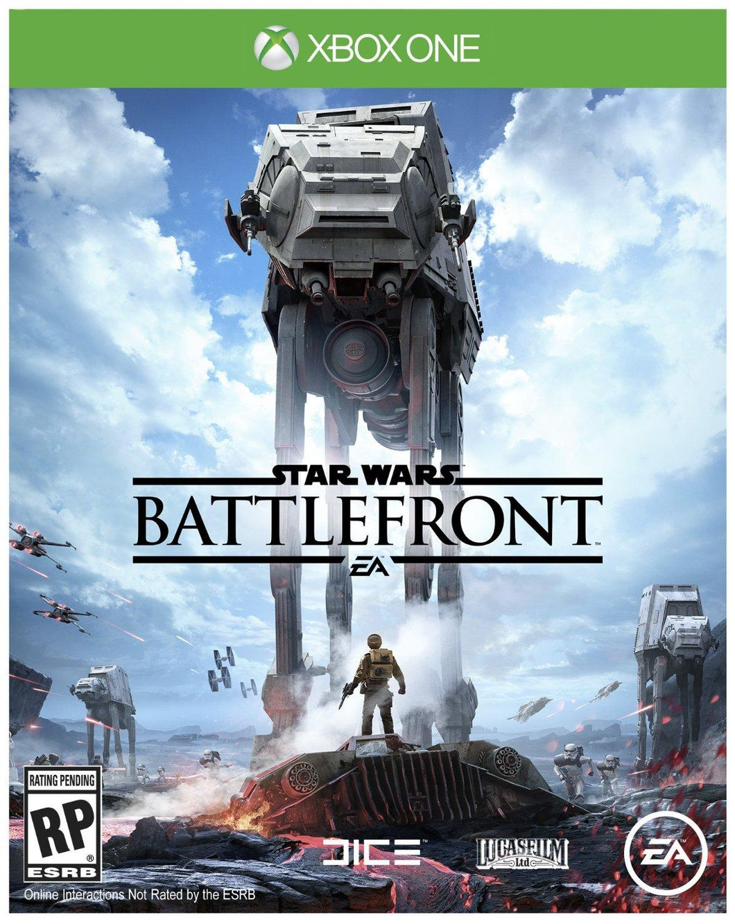 Xbox One - Star Wars: Battlefront (USADO)