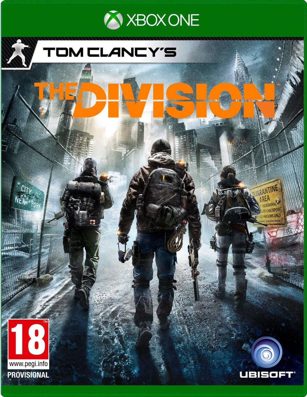 Xbox One - Tom Clancy's The Division (USADO)