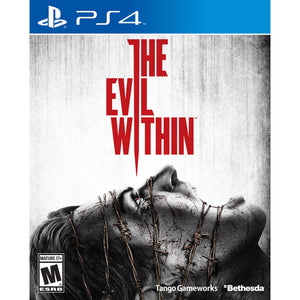 PS4 - The Evil Within (USADO)