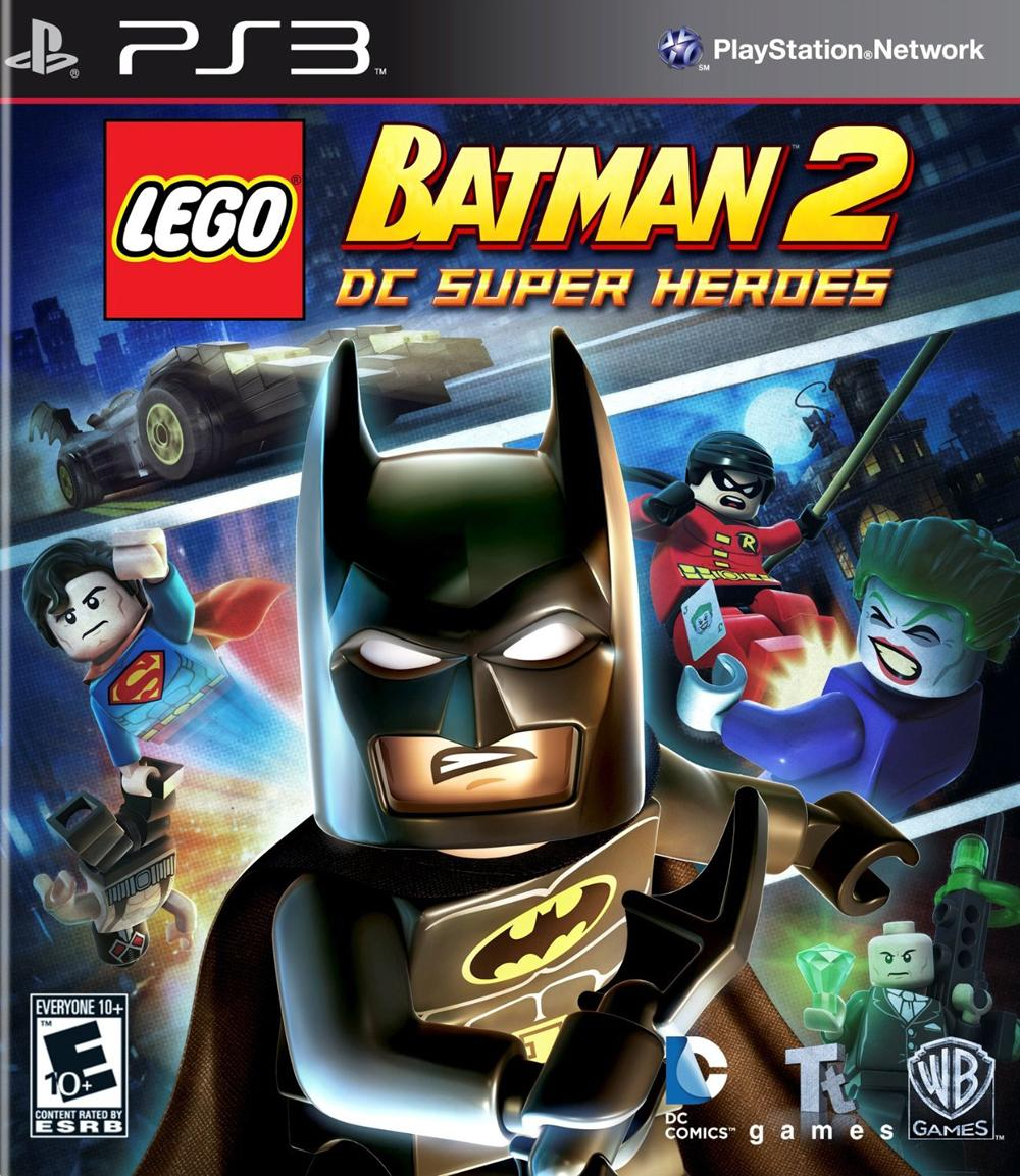 PS3 - Lego Batman 2 (USADO)