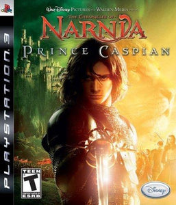 Jogo PS3 - The Chronicles of Narnia: Prince Caspian (USADO)