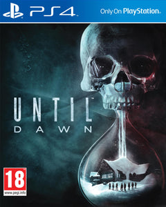 PS4 - Until Dawn (USADO)