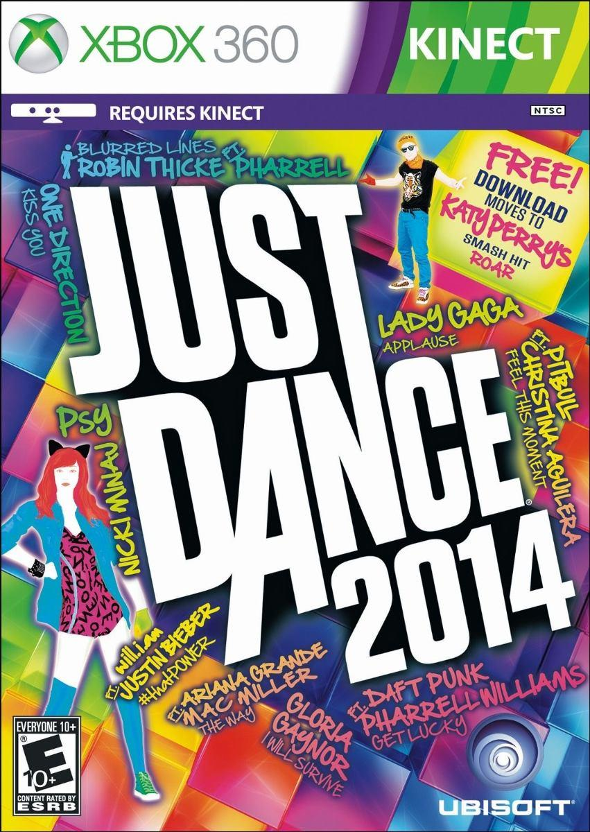 Xbox 360 - Just Dance 2014 (USADO)