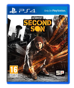 PS4 - Infamous: Second Son (USADO)