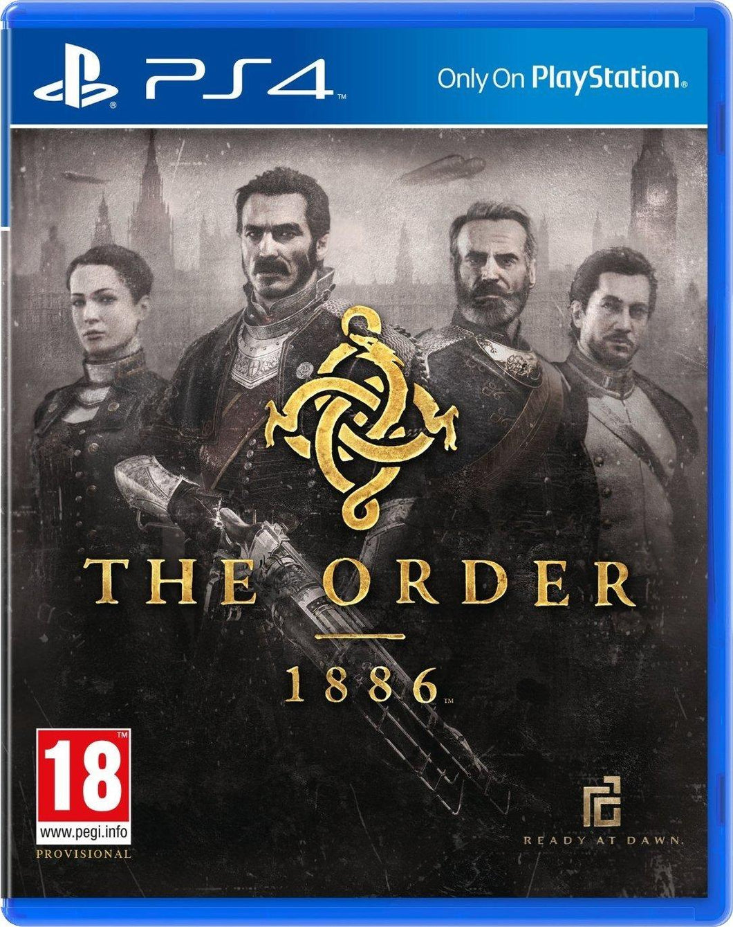 PS4 - The Order: 1886 (USADO)