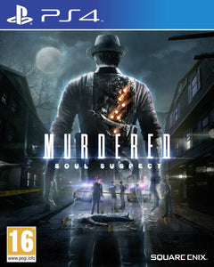PS4 - Murdered Soul Suspect (USADO)