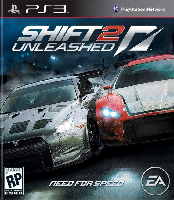 PS3 - Need For Speed Shift 2 Unleashed (USADO)