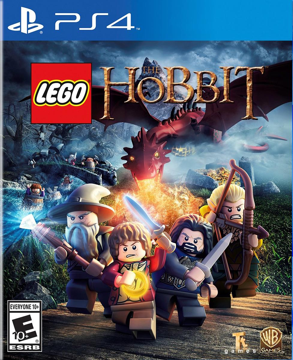 PS4 - Lego The Hobbit (USADO)