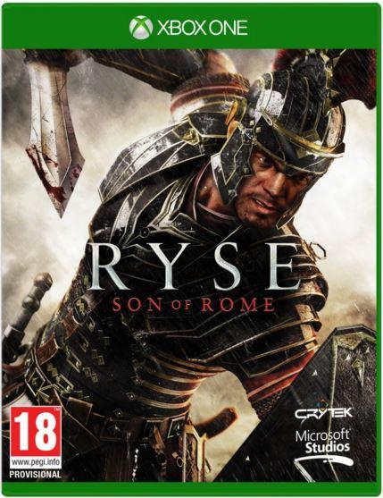 Xbox One - Ryse: Son Of Rome (Usado)