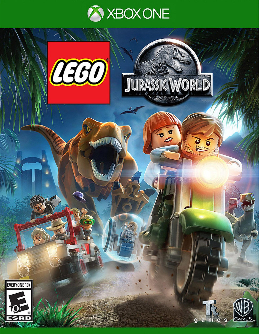 Xbox One - Lego Jurassic World (Usado)