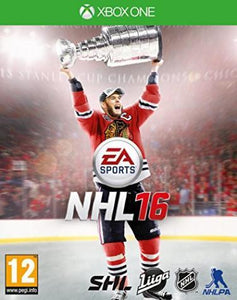 Xbox One - NHL 16 (Usado)