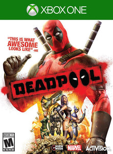 Xbox One - Deadpool (Usado)