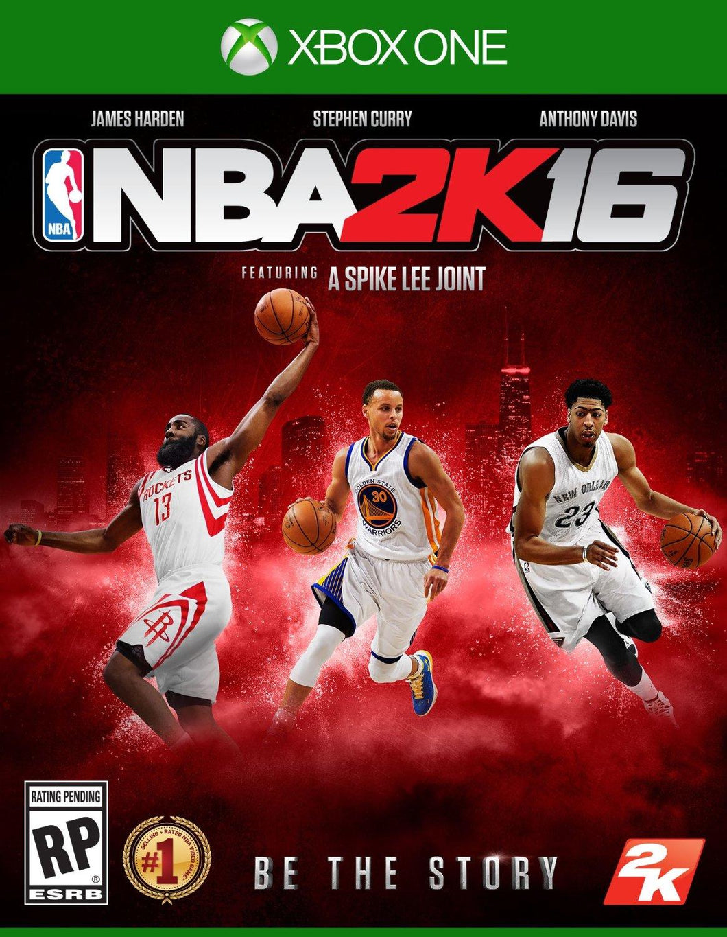 Xbox One - NBA 2K16 (USADO)