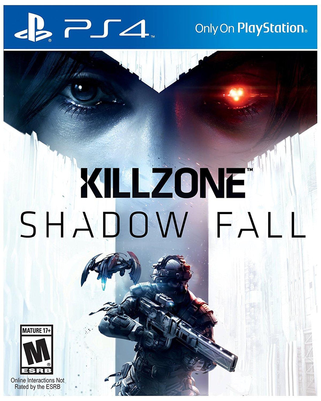 PS4 - Killzone Shadow Fall (USADO)