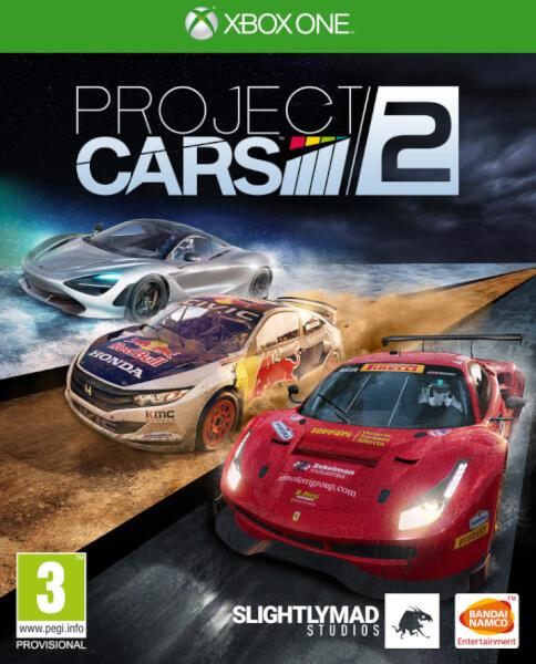 Jogo Xbox One - Project Cars 2