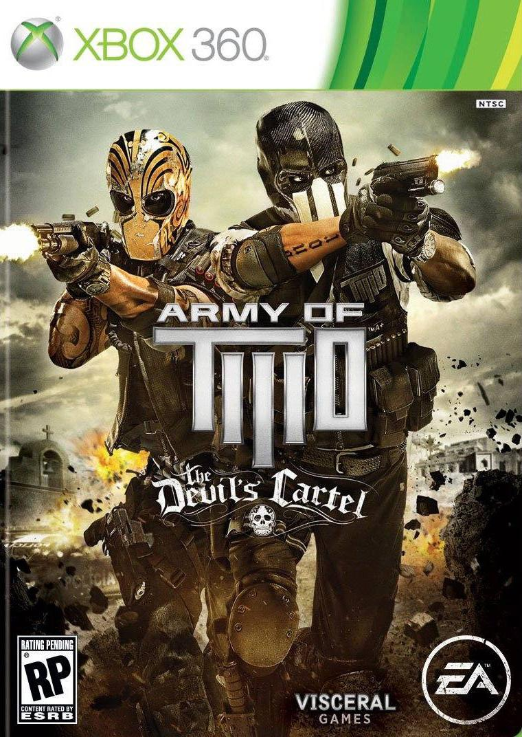 Xbox 360 - Army of Two: The Devil's Cartel (USADO)