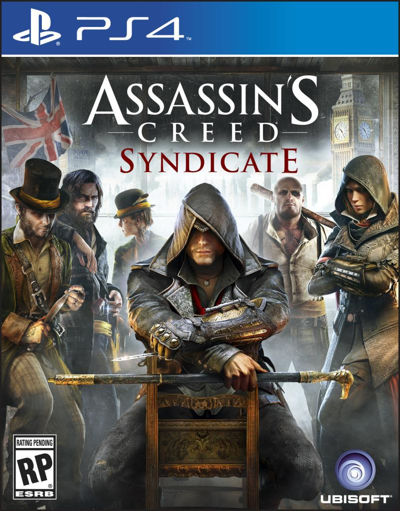 PS4 - Assassin's Creed: Syndicate (USADO)