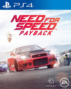 Jogo PS4 - Need For Speed: Payback