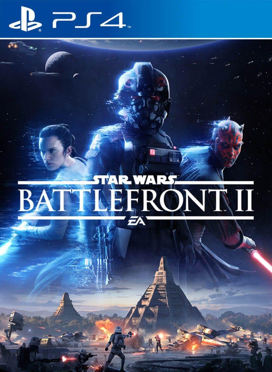 Jogo PS4 - Star Wars: Battlefront II