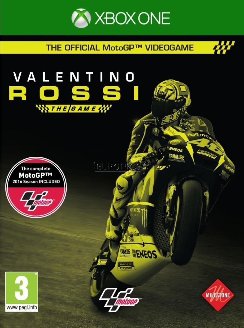 Xbox One - Valentino Rossi The Game (USADO)