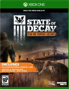 Xbox One - State of Decay (USADO)