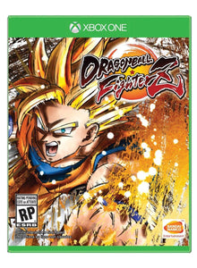 Jogo Xbox One - Dragon Ball FighterZ