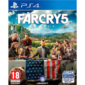 PS4 - Far Cry 5 (USADO)