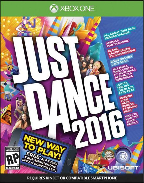 Xbox One - Just Dance 2016 (USADO)