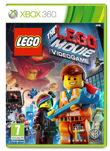 Xbox 360 - The Lego Movie (USADO)