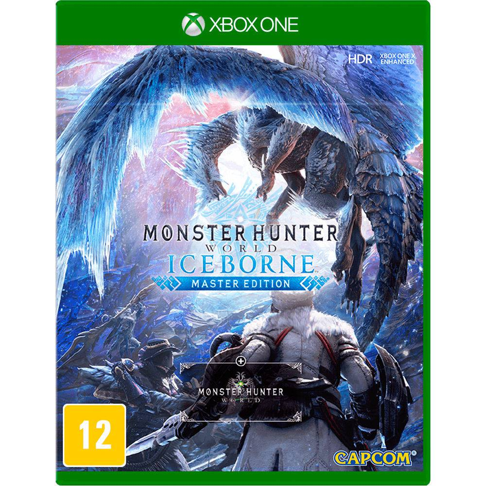 Jogo Xbox One - Monster Hunter: Iceborne