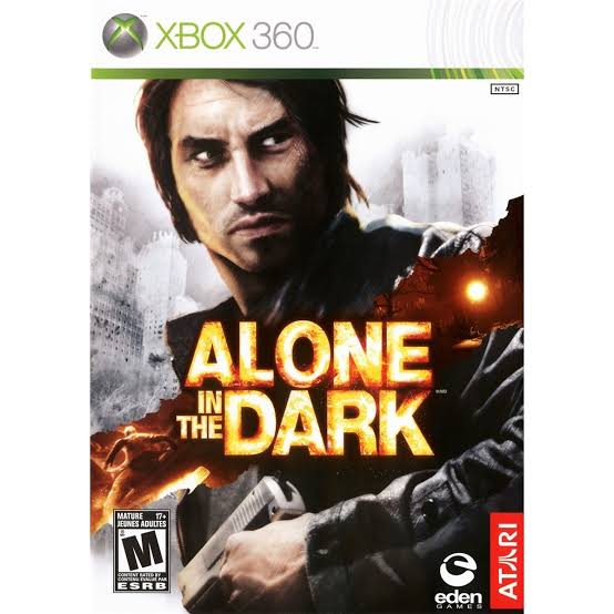 Xbox 360 - Alone In The Dark (USADO)