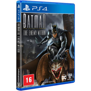 PS4 - Batman The Enemy Within (USADO)