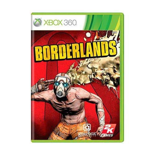 Xbox 360 - Borderlands (USADO)