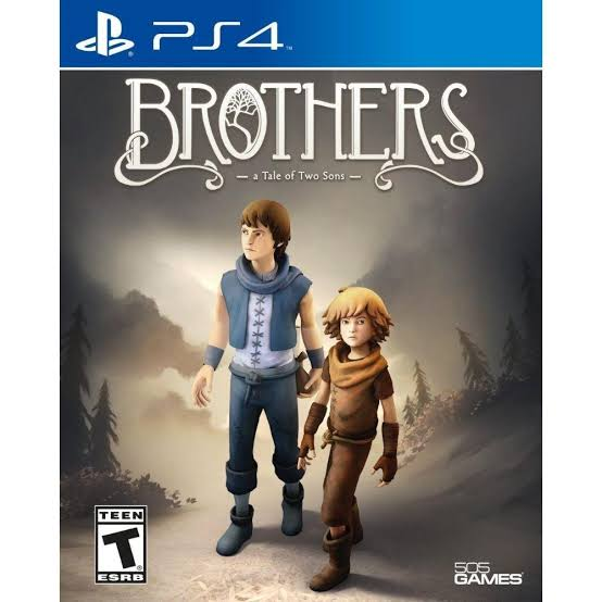 PS4 - Brothers - A Tale of Two Sons (USADO)