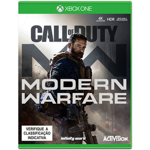 Jogo Xbox One - Call of Duty: Modern Warfare