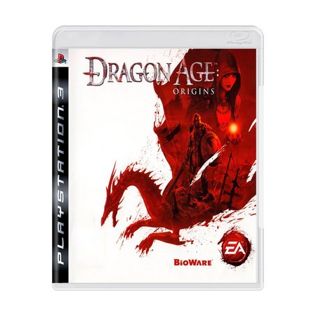 Jogo PS3 - Dragon Age Origins: Ultimate Edition (USADO)
