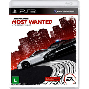 Jogo PS3 - Need for Speed Most Wanted (USADO)