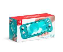 Carregar imagem no visualizador da galeria, Nintendo Switch - Console Nintendo Switch Lite - Turquesa