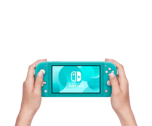 Nintendo Switch - Console Nintendo Switch Lite - Turquesa